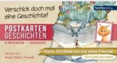 Postkartengeschichten Strubbelrute Die Kaktuskrabbe