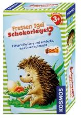 Spiel - Fressen Igel Schokoriegel?