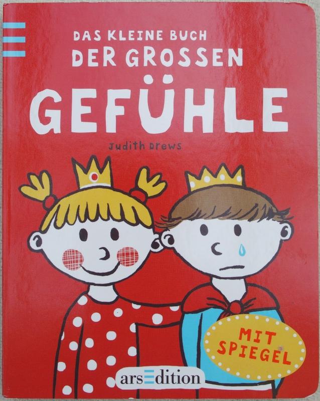 Das kleine Buch der großen Gefühle (Pappbilderbuch)