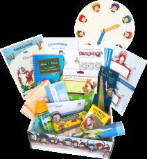 Geschenkbox Schulanfang Der kleine Schulzwerg | Geschenk zum Schulanfang