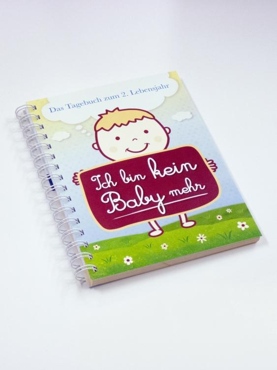 Ich bin kein Baby mehr – Das Tagebuch zum 2. Lebensjahr