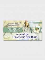 Postkartengeschichten - Der mutige Drachenritter Hans