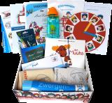 Geschenkbox Schulanfang Ich komme in die Schule | Geschenk zur Einschulung