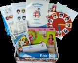 Geschenkbox Bastelspaß Der kleine Kreativzwerg