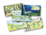 Postkartengeschichten – Der kleine Drache Fafnir sucht einen Freund