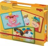 Haba Magnetspiel-Box Verzier-Tier