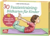 Original Don Bosco 30 Faszientraining-Bildkarten für Kinder