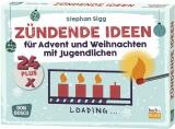 Original Don Bosco Bildkarten 24 plus X Zündende Ideen für Advent und Weihnachten mit Jugendlichen