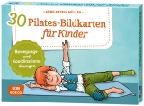 Original Don Bosco 30 Pilates-Bildkarten für Kinder