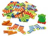 HABA Socken zocken (Reaktions- und Zuordnungspiel)