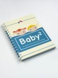 Tagebuch Baby² - Babytagebuch für Zwillinge