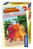 Original Kosmos Der kleine Drache Kokosnuss - Auf Drachensuche. Spannendes Würfel- Memo