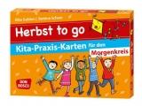 Original Don Bosco  Herbst To Go. Kita-Praxis-Karten für den Morgenkreis