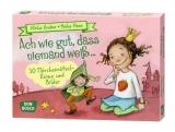Original Don Bosco Bildkarten Ach wie gut, dass niemand weiß… 30 Original Don Bosco Märchenrätsel-Reime und Bilder