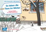 Original Don Bosco Kamishibai Bildkarten. So leben die Tiere im Winter