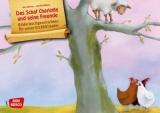 Original Don Bosco Kamishibai Bildkartenset. Das Schaf Charlotte und seine Freunde