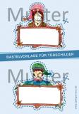 Geschenkbox Schulanfang Der kleine Schulzwerg | Geschenk zur Einschulung