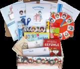 Zwergen-Box   Spielebox für Arztpraxen und Unternehmen