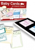 Baby Cards In Mama´s Bauch